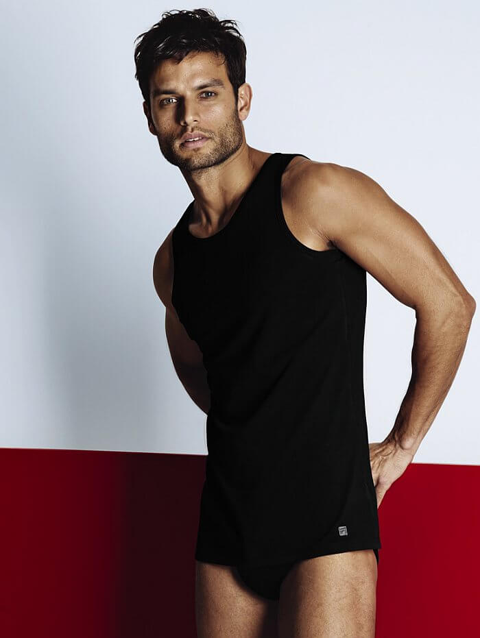 Fila Uomo maglie e canottiere Sensual stretch cotton 46086