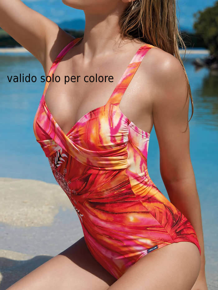 Sunmarine Costumi interi Valencia Orange 12081