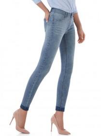 PHILIPPE MATIGNON Leggings pantalone Jeans Skimmer 013182