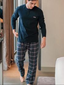 pigiama uomo Pigiama quadri FPW1087