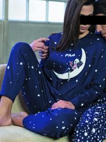 pigiama donna pigiama extraterrestre FPW4029